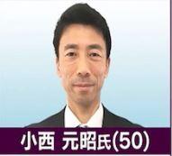 小西元昭プロフィール